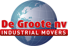 De Groote NV - Industrial Movers