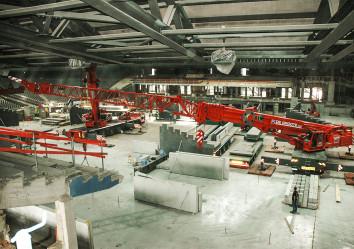 complete fabrieksverhuizing